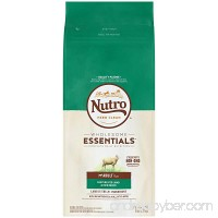 Nutro WHOLESOME ESSENTIALS Adult Dry Dog Food Pasture-Fed Lamb & Rice Recipe  5 lb. Bag - B077TV5VY7