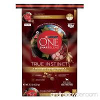Purina ONE SmartBlend True Instinct Adult Dry Dog Food - B00DE7WKSG