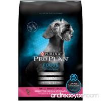 Purina Pro Plan FOCUS Sensitive Skin & Stomach Small Breed Adult Dry Dog Food - 5 lb. Bag - B0777NRKCH