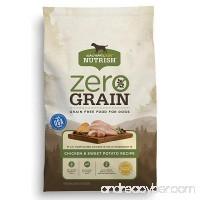 Rachael Ray Nutrish Zero Grain Natural Grain Free Dry Dog Food - B07174T8PZ