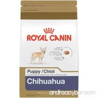 Royal Canin Breed Health Nutrition Chihuahua Puppy Dry Dog Food - B0074JN35Y