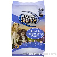 Tuffy's NutriSource Chicken and Rice Formula Breed Dry Puppy Food - B00454FA4S
