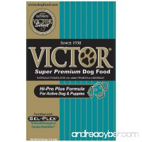 Victor Dog Food Select Hi-Pro Plus Formula for Active Dogs and Puppies - B00CJLP4EA