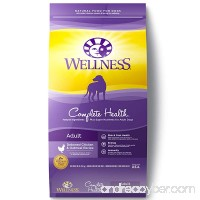Wellness Complete Health Natural Dry Dog Food  Chicken & Oatmeal - B001BORBHO
