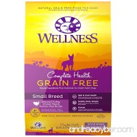 Wellness Complete Health Natural Grain Free Dry Dog Food - B01LZGFX4H