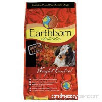 Wells Pet Food Earthborn Holistic Natural Food for Pet Weight Control - B00G9YL8XY