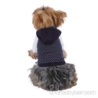 Anima Cotton Hoodie for Dogs - B00XREEAGQ