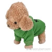 Big Promotion!!Farjing Small Pet Dog Clothes Fashion Costume Puppy Cotton Blend T-Shirt Apparel - B07CVDG4M5