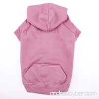 Casual Canine Cotton Basic Dog Hoodie - B004H36H58
