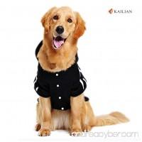 Kailian Big Dog Clothes for Large Dog Hoodies for Large Dog Coats Sweaters for Medium to Large Dogs - B011QT2Q7I