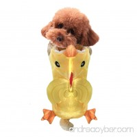 NACOCO Dog Costume Chicken Hoodies Pet Clothes Halloween Party for Cat and Puppy (M) - B07644KPZ6