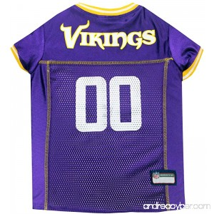 NFL PET JERSEY. - Football Licensed Dog Jersey. - 32 NFL Teams Available. - Comes in 6 Sizes. - Football Pet Jersey. - Sports Mesh Jersey. - Dog Jersey Outfit. - B00KM64QDE