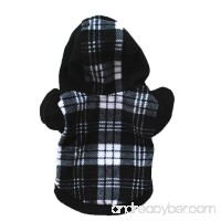 WEUIE Clearance Sale! Puppy Clothes Dog Pet Clothes Hoodie Warm Fleece Puppy Coat Apparel - B07C7HTM6X