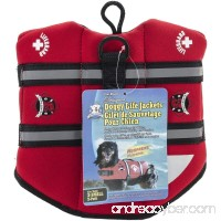 Paws Aboard Neoprene Doggy Life Jacket- Red (XS (7-15 lbs)) by - B00CME7NA2