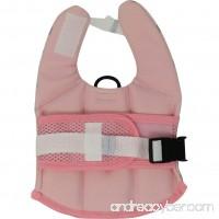 Paws Aboard Pink & Grey POLKA DOT Neoprene Pet Life Jacket XXS thru XL - B073YFLGZ1
