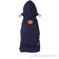 fabdog Packable Dog Raincoat - B016EOZ2GC