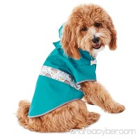 Good2Go Reversible Dog Raincoat in Blue - B074V651QL