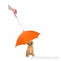 Pet Life Pour-Protection Umbrella With Reflective Lining And Leash Holder - B00K3HALGS