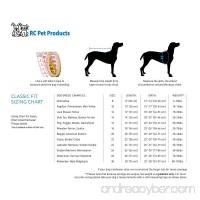 RC Pet Products West Coast Rain Wear Dog Coat  Size 8  Dandelion Print - B0078KVL4O