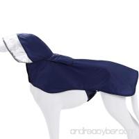 Yezijin Pet Clothes  Pet Rain Coat Transparent Raincoat Outdoor Jacket Dog Puppy Clothes Waterproof - B07CYLYRBC