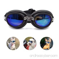 Homesupplier Dog Goggles Large Dog Sunglasses for Medium to Large Dogs  Vet-Recommended Eye Protection - B07DC8WN8Y