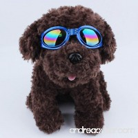 SMARTPRIX Pet Glasses Dog Sunglasses Dog Glasses Golden Retriever Samoyed Sunglasses Goggles Big Dog Sunglasses - B01M2UAOSQ