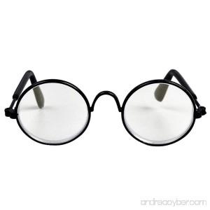 Sunward Puppy Kitty Photo Props Toy Fashion Cool Cat Glasses Pet Dog Eye Protection Sunglasses - B07BS6JXS6
