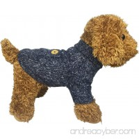 Eastcities Pet Sweaters for Small Dogs Cats Clothes Puppy Winter Coats - B076SQ3PM8