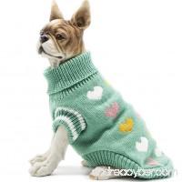 HAPEE Pet Clothes the lovely Cat Dog Sweater   Dog Accessories  Dog Apparel,Pet Sweatshirt - B074RFLTZB