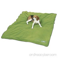 Guardian Gear Insect Shield Pet Blanket  56 by 48-Inch  Green - B00BIYCAWI