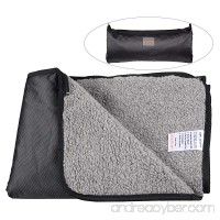 He&Ha Pet Dog Mat Portable Waterproof Pet Blanket for Outing Car Trip with a Storage Bag for Small Medium Large Dogs - B01MECNUDJ