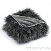 Nap Faux Mongolian Luxury Blanket - B077MZXYJF