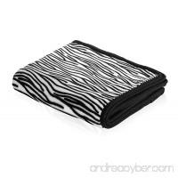 Smart Pet Love Snuggle Blanket for Pets 48 x 30 Zebra - B00VRX9FOG