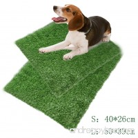 Zeroyoyo Dog Lawn Toilet Teddy Puppies Small Dogs Potty Pet Dog Turf Patch Pad Pet Supplies - B07B29SPSW