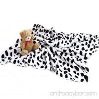 Topbeu Warm Coral Velvet Pet Blankets Dog House Mat Pet Cat Cushion - B06XSH2ZX1