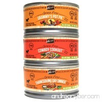 Merrick Grain Free Canned Dog Food Variety Bundle - 3 Flavors (Thanksgiving Day Dinner  Grammy's Pot Pie  and Cowboy Cookout) - 3 Ounces Each (12 Total Cans - 4 of Each Flavor) - B01LX9B398