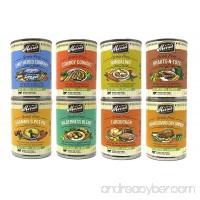 Merrick Grain Free Wet Dog Food Variety Pack 8 Flavors 13.2-Ounces Each (8 Total Cans) - B0763CQ7DK