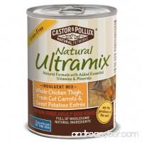 Natural Ultramix Grain Free Adult Wet Dog Food 13.2 oz pack of 12 - B00CK96NB4