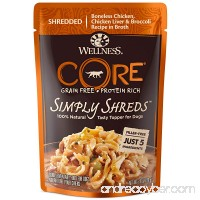 Wellness Natural Pet Food CORE Grain Free Dog Food Mixers & Toppers - B06Y2R63CY