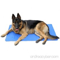 Go Pet Club GPC8036 Pet Cooling Mats Blue - B0168AT4YI