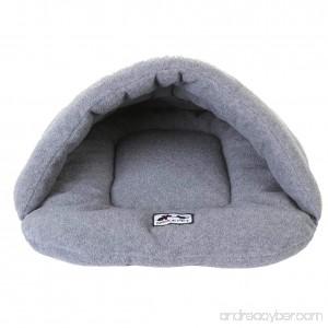 KUANG YANZI Nest Cat Kitten Cave Winter Sleeping Bag Bed Mat Comfort Pet Cushion - B06XFR2CG6