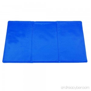Pet Cooling Pad Pet Dog Self Cooling Mat Pad for Kennels Crates and Beds for Keeping Dogs Cool in Summer - B07CXTRXMJ