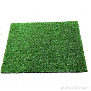 Pety Pet Dog Synthetic Grass Pee Pads for Pet Cat Puppy Outdoor Restroom Patch with Drainage Holes - B071Z7DXPP