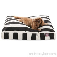 Majestic Pet Striped Rectangle Pet Bed - B009EQ9D1S