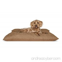 NAP Pet Bed Terry and Oxford Pet Pillow Bed - B008CO4LLU