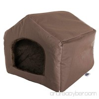 PETMAKER Cozy Cottage House Shaped Pet Bed - B01N259GF9