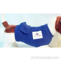 Surgi Snuggly E Collar Alternative Created By A Veterinarian Specifically to Fit Your Dog X-Large Long - B00DQ3X23K