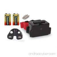 Underground Fence - PetSafe Stubborn Dog Collar with 2 Free Batteries - B018T2DO4O