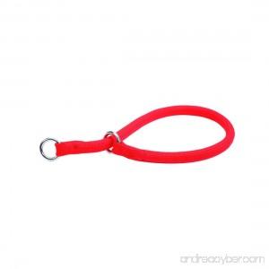 Coastal Red Nylon Round Choke Collar 14 Inch By Pet - B01APWXOIW
