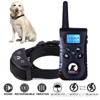 Dogshock Dog Shock Collar Dog Training Collar Shock Collar for Dogs for Small Medium Large Pet with remote(2018 Upgraded) 1800fts … - B07CKVHYC2
